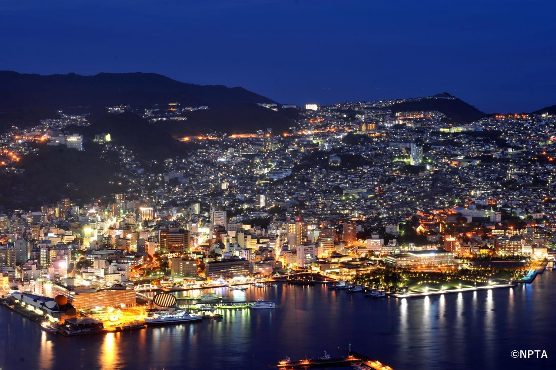 稲佐山展望台 夜景 長崎 絶景 スポット 九州 旅行 観光 自然 おすすめ