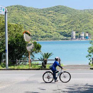 憧れブランドの電動アシスト自転車で、奄美の海と山を楽々サイクリング!