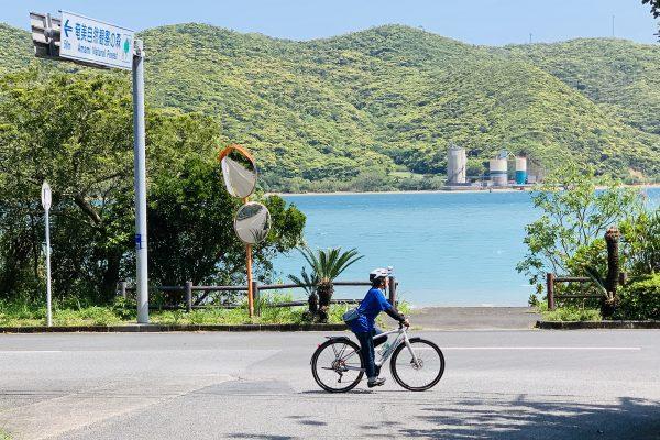 憧れブランドの電動アシスト自転車で、奄美の海と山を楽々サイクリング! イメージ