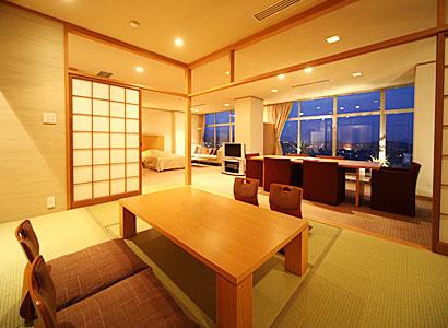客室 リゾートホテル 温泉 大分県 別府市 杉乃井ホテル 九州 観光 旅行