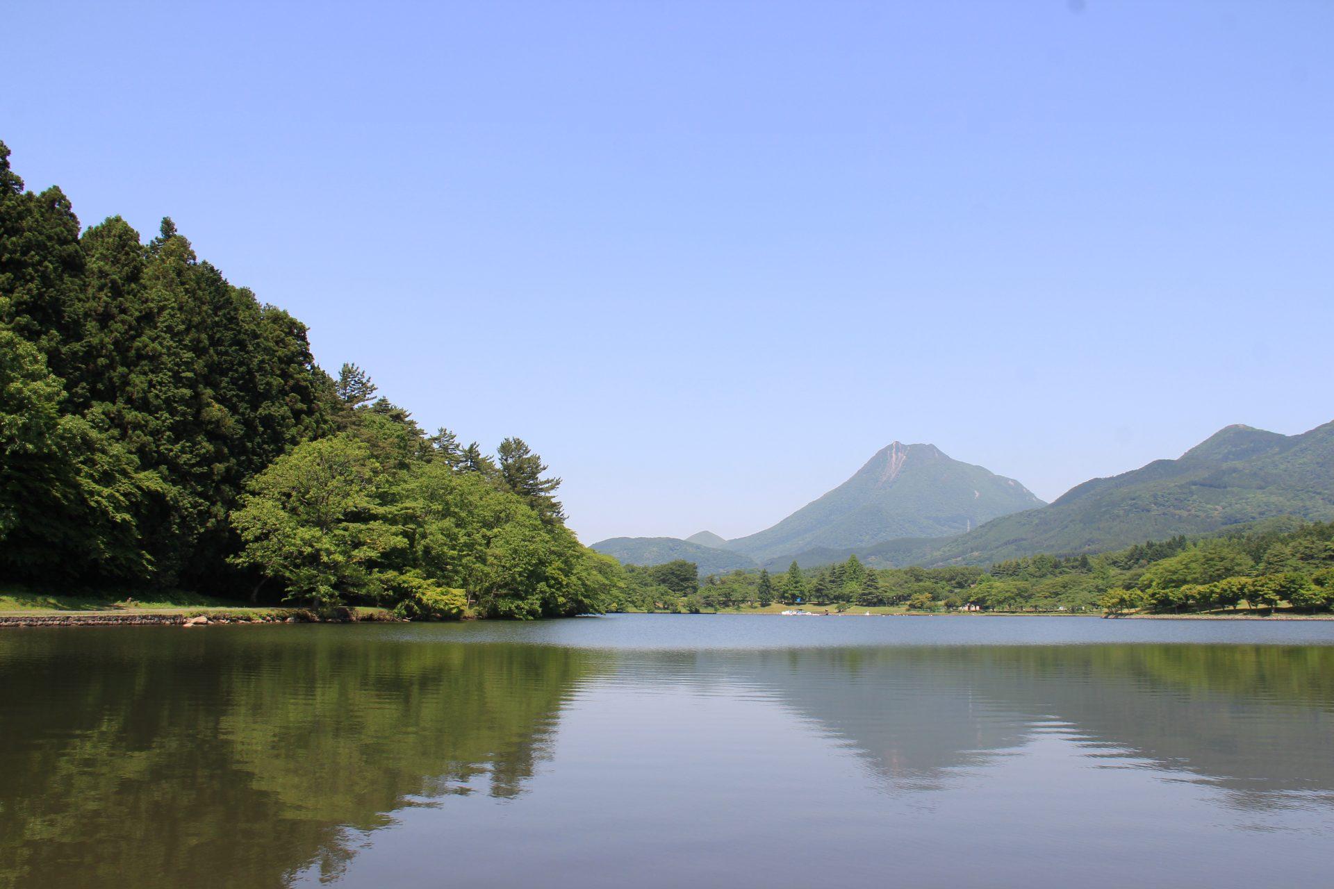 志高湖 しだかこ 別府市 大分県 観光 名所 人気 おすすめ 九州 旅行