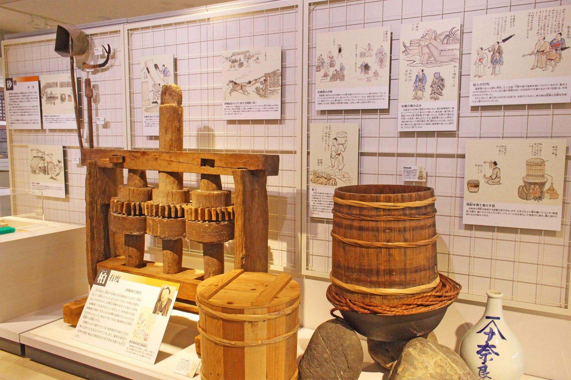 奄美の「歴史と文化」
