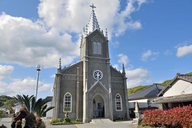 﨑津教会 熊本 天草 観光 スポット 地 おすすめ 九州 旅行