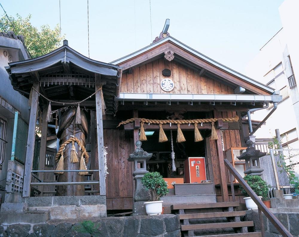 塞神社 長崎 壱岐島 観光 スポット 地 おすすめ 旅行