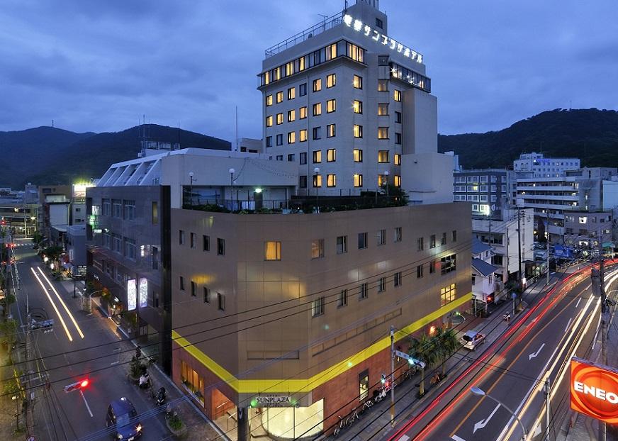 奄美 サン プラザ ホテル 旅行 観光 おすすめ 宿泊