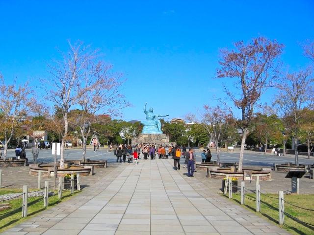 平和公園 長崎 九州 旅行 おすすめ 観光