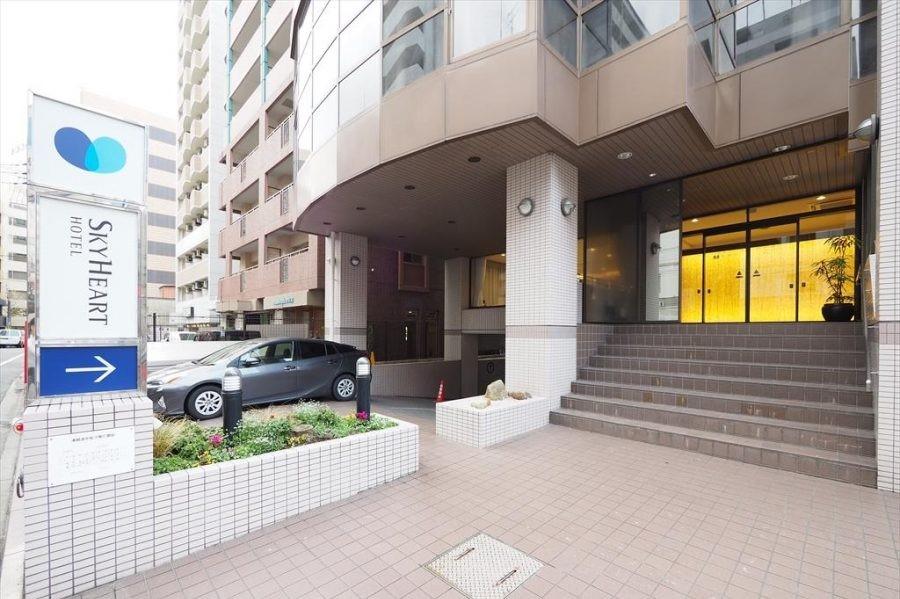 スカイハートホテル博多  福岡市 博多区 ホテル おすすめ 旅行 観光