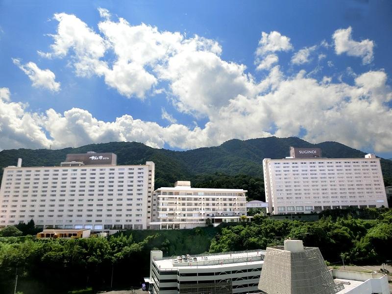 リゾートホテル 大分県 別府市 杉乃井ホテル 九州 観光 旅行