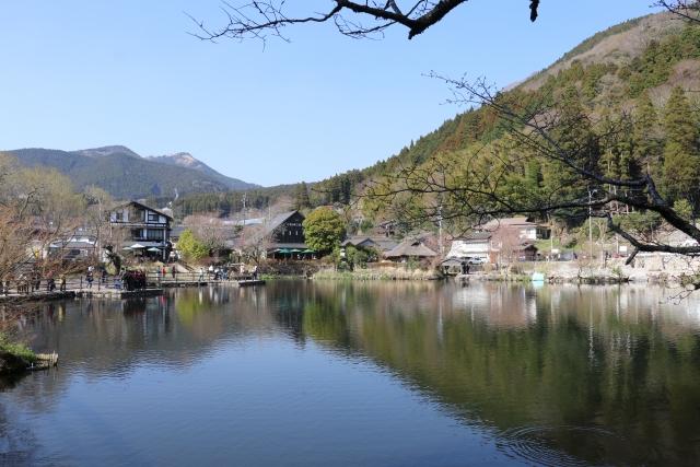 金鱗湖 きんりんこ 由布市 大分県 観光 名所 人気 おすすめ 九州 旅行