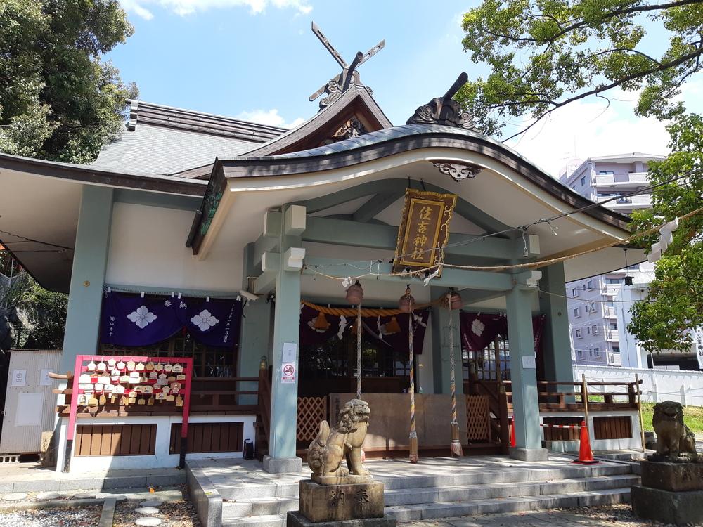 住吉神社 長崎 壱岐島 観光 スポット 地 おすすめ 旅行