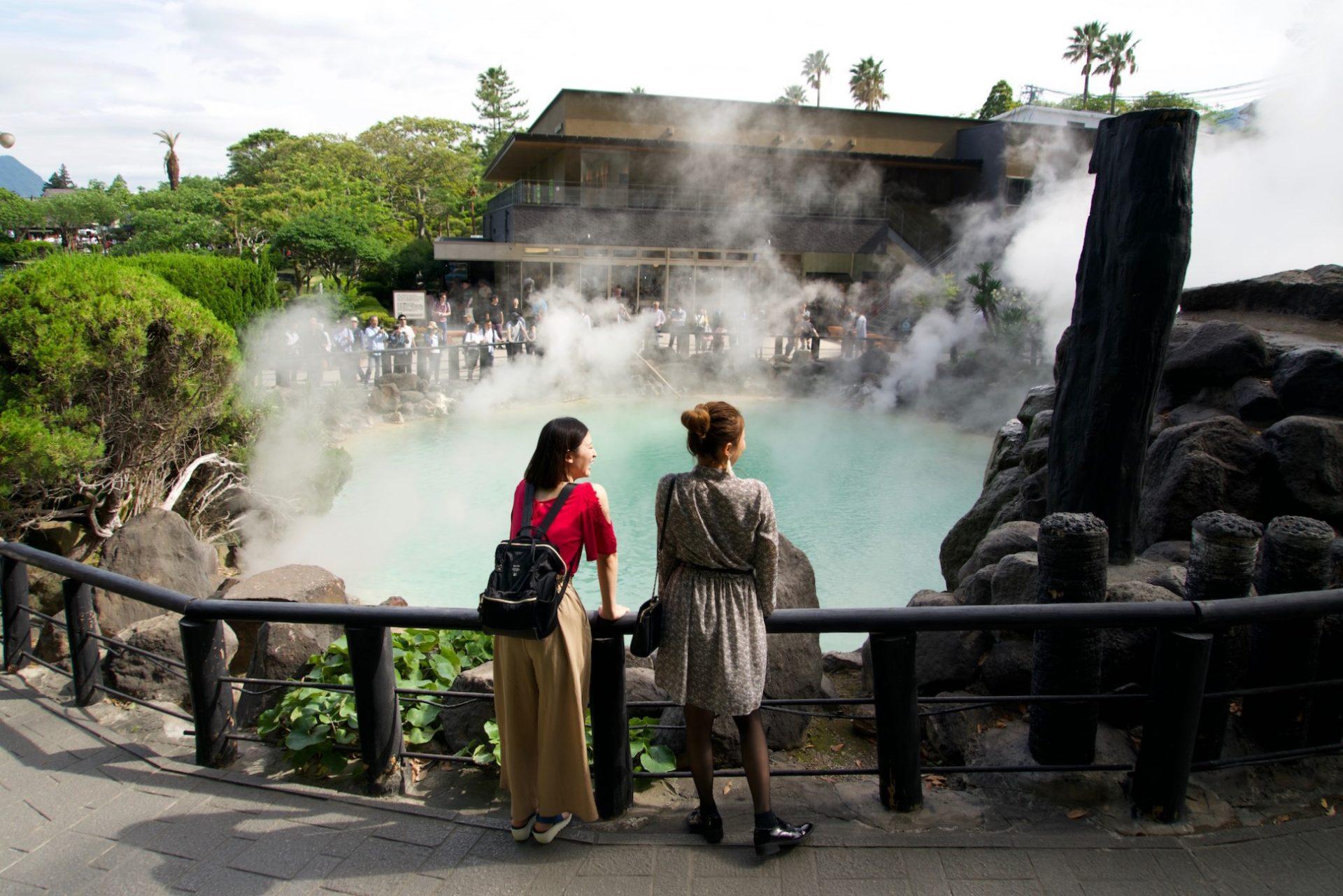べっぷ地獄めぐり 別府市 大分県 観光 名所 人気 おすすめ 九州 旅行