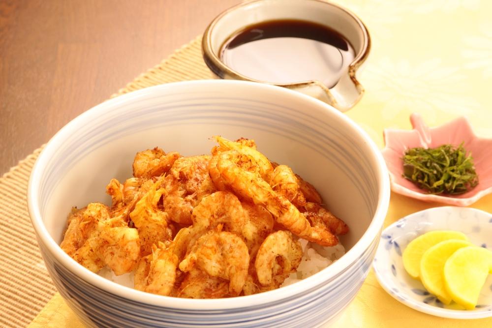 岬かき揚げ丼 大分 ご 当地 グルメ 名物 料理 B級 九州 旅行 観光 おすすめ