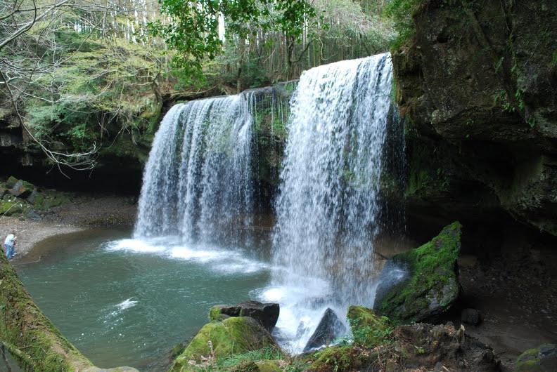 鍋ヶ滝 小国町 熊本 絶景 景色 自然 九州 旅行 観光 おすすめ