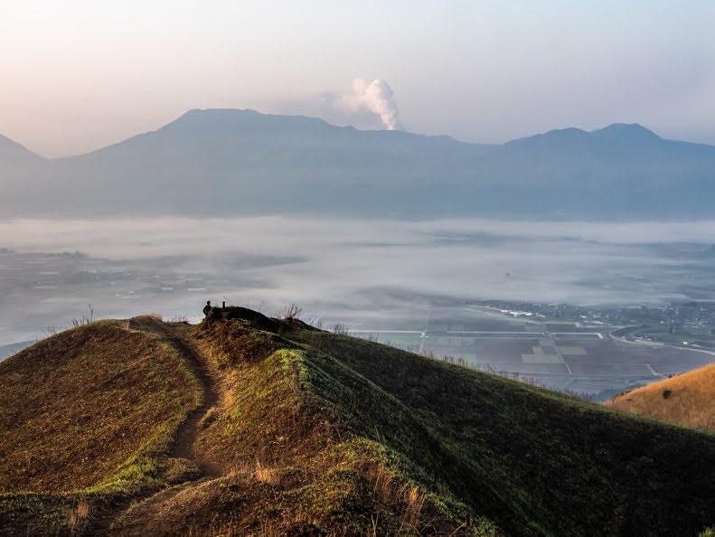 大観峰 阿蘇市 熊本 絶景 景色 自然 九州 旅行 観光 おすすめ