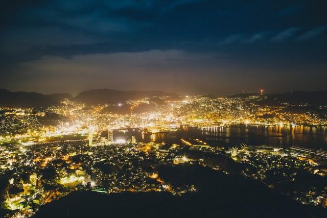 稲佐山 絶景 長崎 九州 旅行 おすすめ 観光