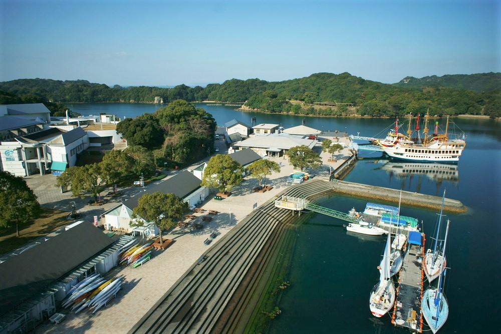 九十九島パールシーリゾート 長崎 佐世保 観光 地 スポット 旅行 おすすめ
