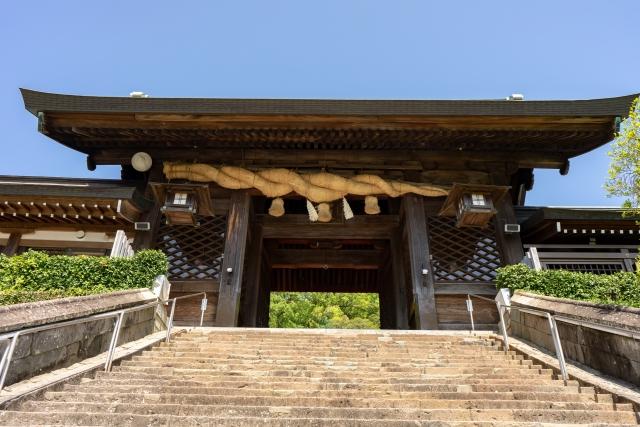 諏訪神社 長崎県 九州 有名 神社 おすすめ 観光 旅行 歴史