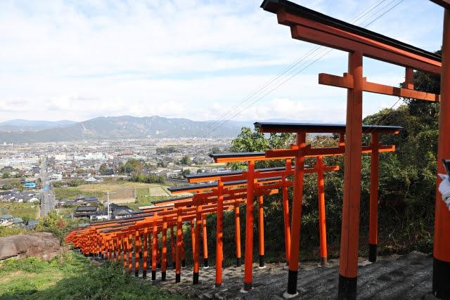 福岡 浮羽稲荷神社 九州 秘境 穴場 絶景 観光 旅行 おすすめ