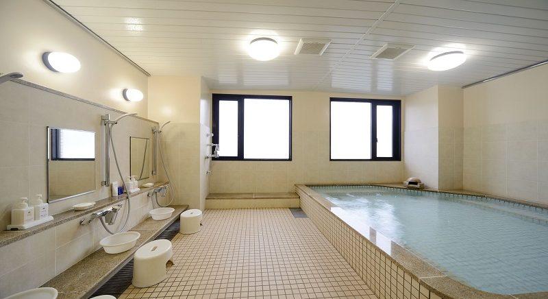 大浴場 奄美 サン プラザ ホテル 旅行 観光 おすすめ 宿泊