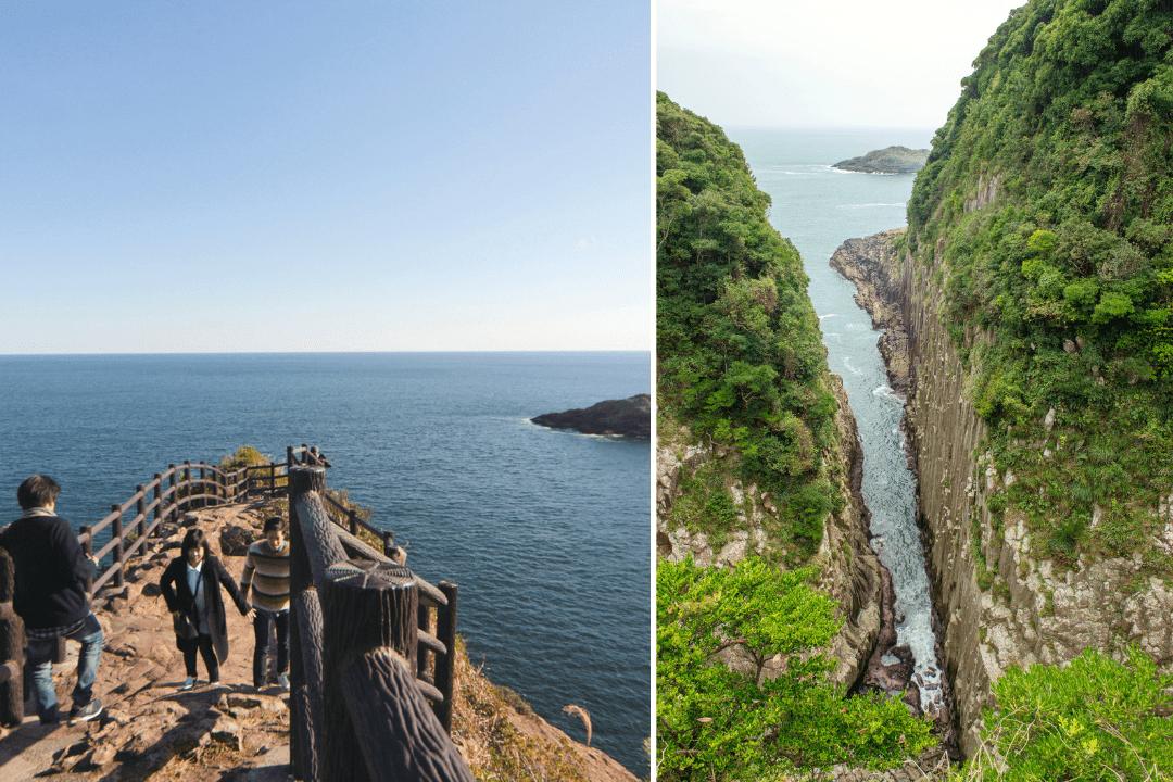 馬ヶ背 日向岬 日向市 宮崎 絶景 スポット 九州 旅行 観光 自然 おすすめ