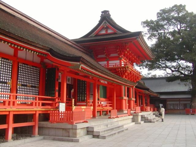 宇佐神宮 大分県 九州 有名 神社 おすすめ 観光 旅行 歴史