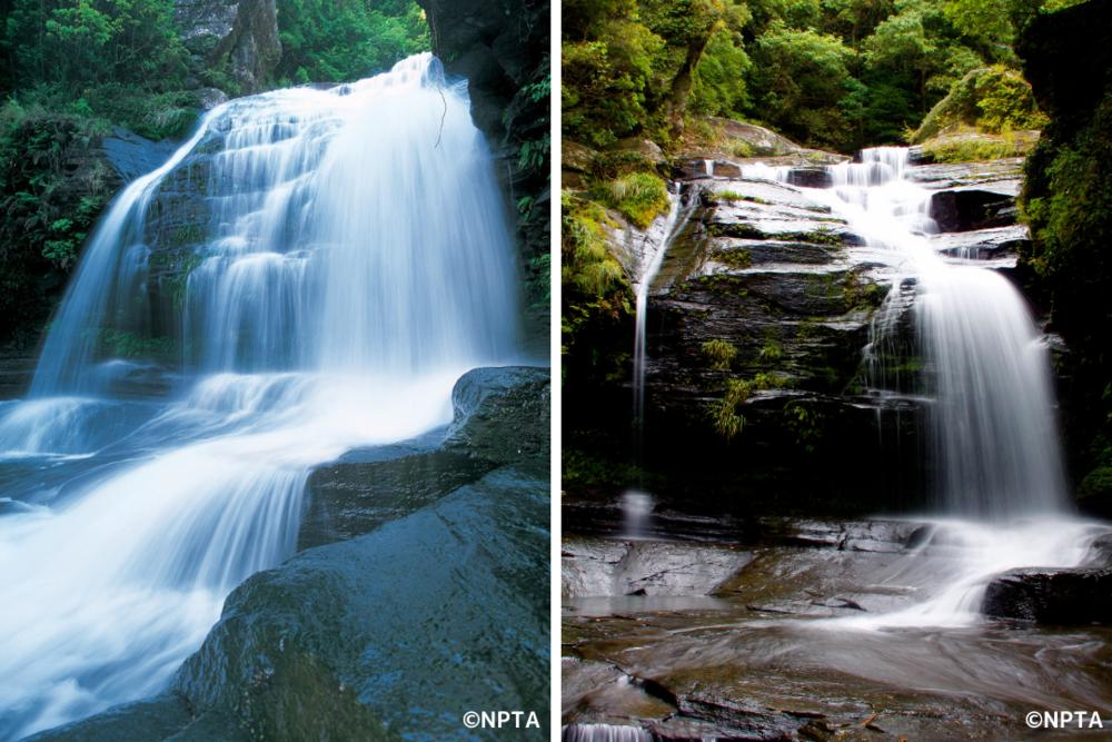 つがね落しの滝 西海市 長崎 絶景 スポット 九州 旅行 観光 自然 おすすめ