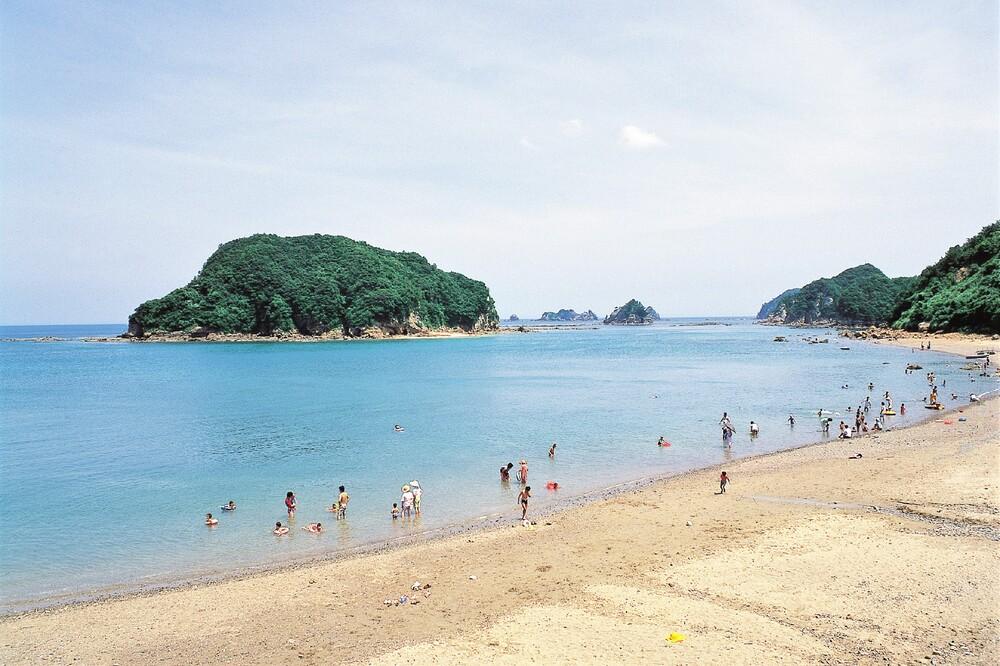 栄松ビーチ 宮崎県 日南市 観光 スポット おすすめ 旅行 九州