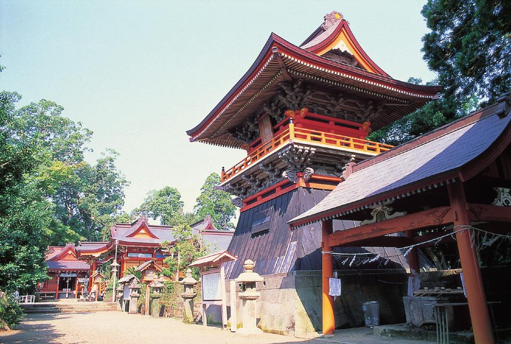 槇原神社 宮崎県 日南市 観光 スポット おすすめ 旅行 九州