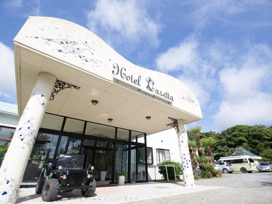 ホテルカレッタ 奄美大島 おすすめ ホテル 九州 旅行 観光