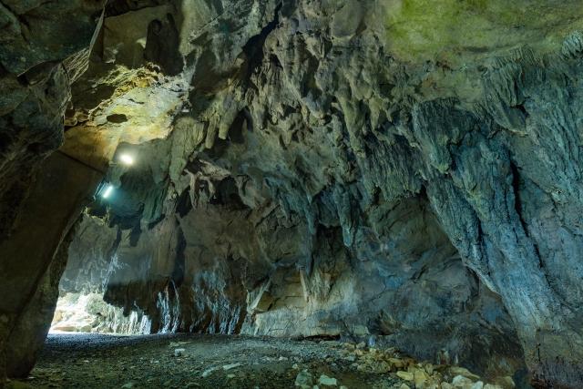 千仏鍾乳洞 北九州市 福岡 穴場 観光 おすすめ 九州 旅行