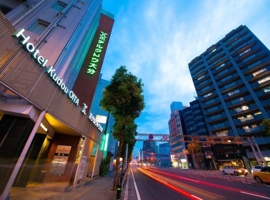 ホテルクドウ大分 大分市 大分 おすすめ ホテル 旅館 宿 九州 旅行 観光