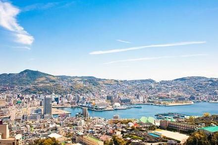 景色 長崎  ルーク プラザ ホテル 九州 旅行 おすすめ 観光