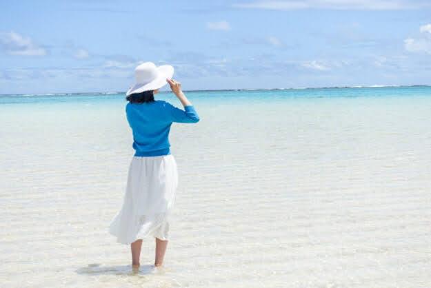 百合ヶ浜 与論島 鹿児島 絶景 景色 自然 九州 旅行 観光 おすすめ