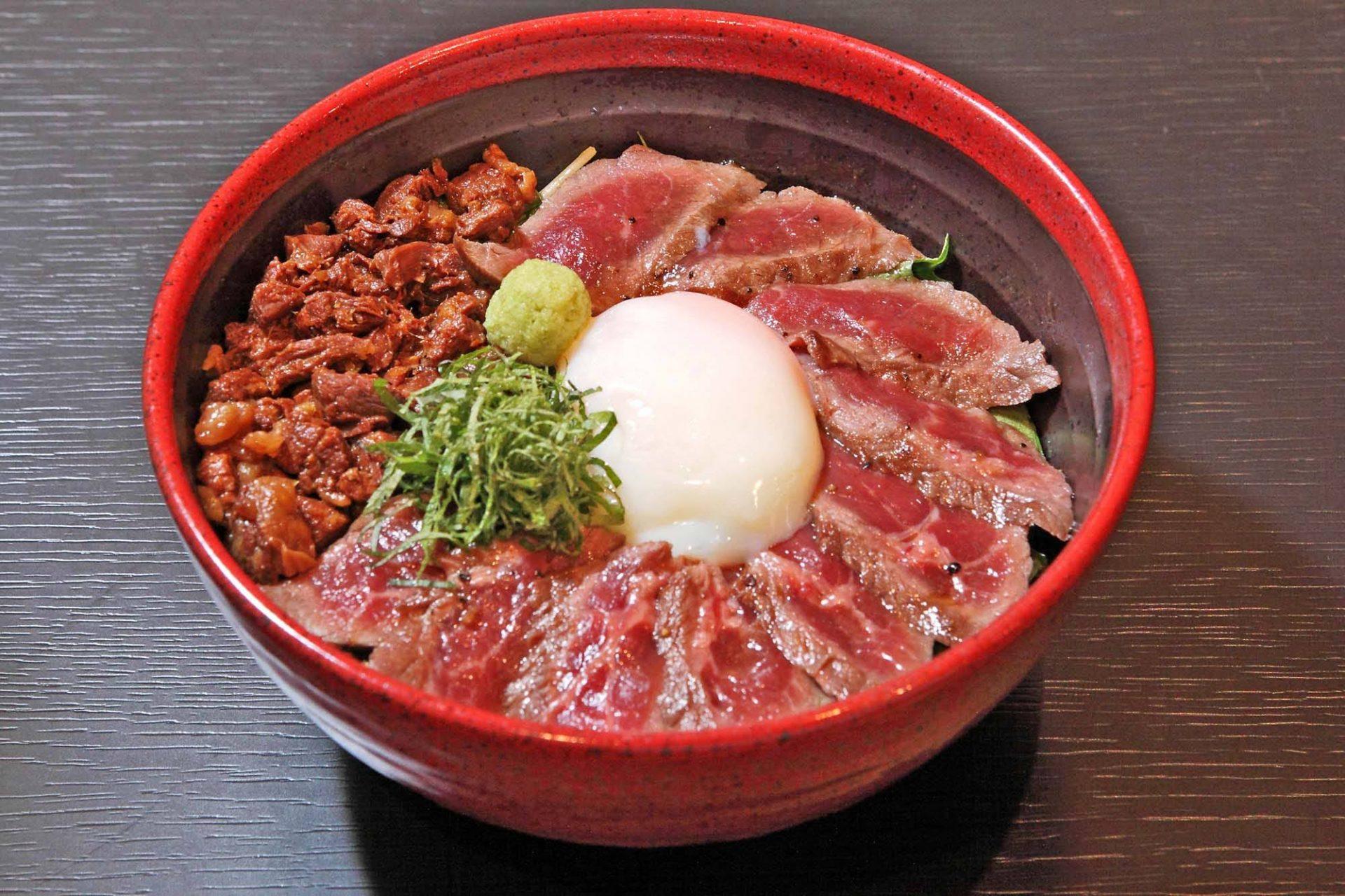 あか牛丼 熊本 食べ物 ご当地 グルメ 有名 人気