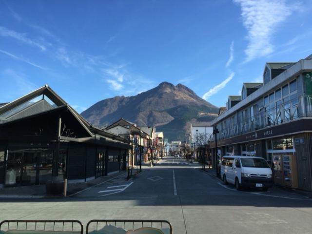 由布岳 由布市 大分県 観光 名所 人気 おすすめ 九州 旅行