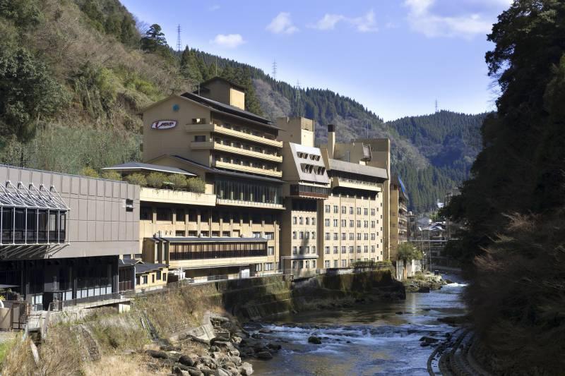 つえたて温泉ひぜんや 熊本県 おすすめ 宿 ホテル 九州 旅行 観光