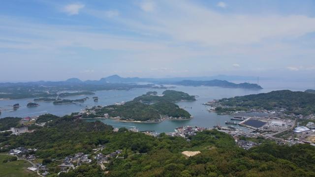 千巌山 熊本 天草 観光 スポット 地 おすすめ 九州 旅行