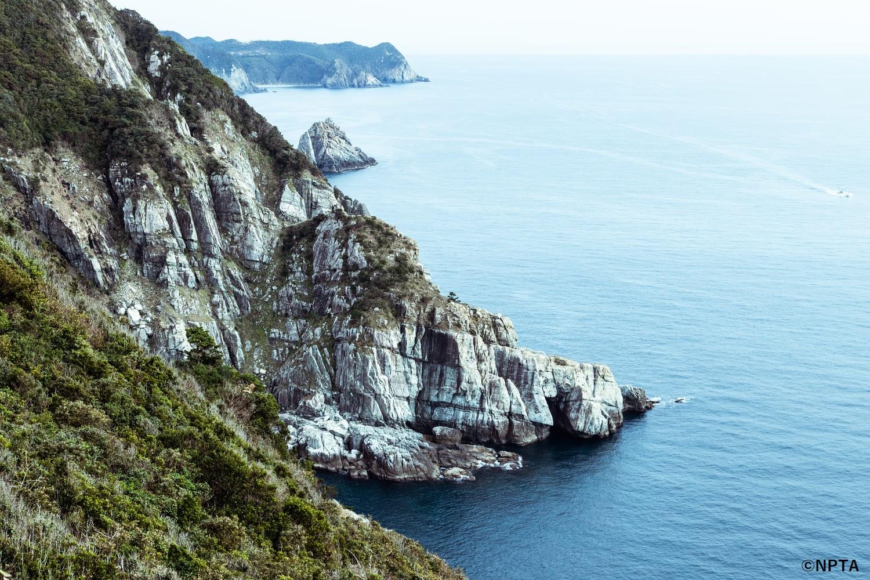 大瀬崎断崖 五島市 長崎 絶景 スポット 九州 旅行 観光 自然 おすすめ