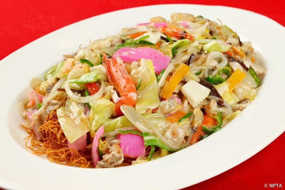 皿うどん 長崎 ご当地 グルメ 有名な 食べ物 おすすめ 名物 料理