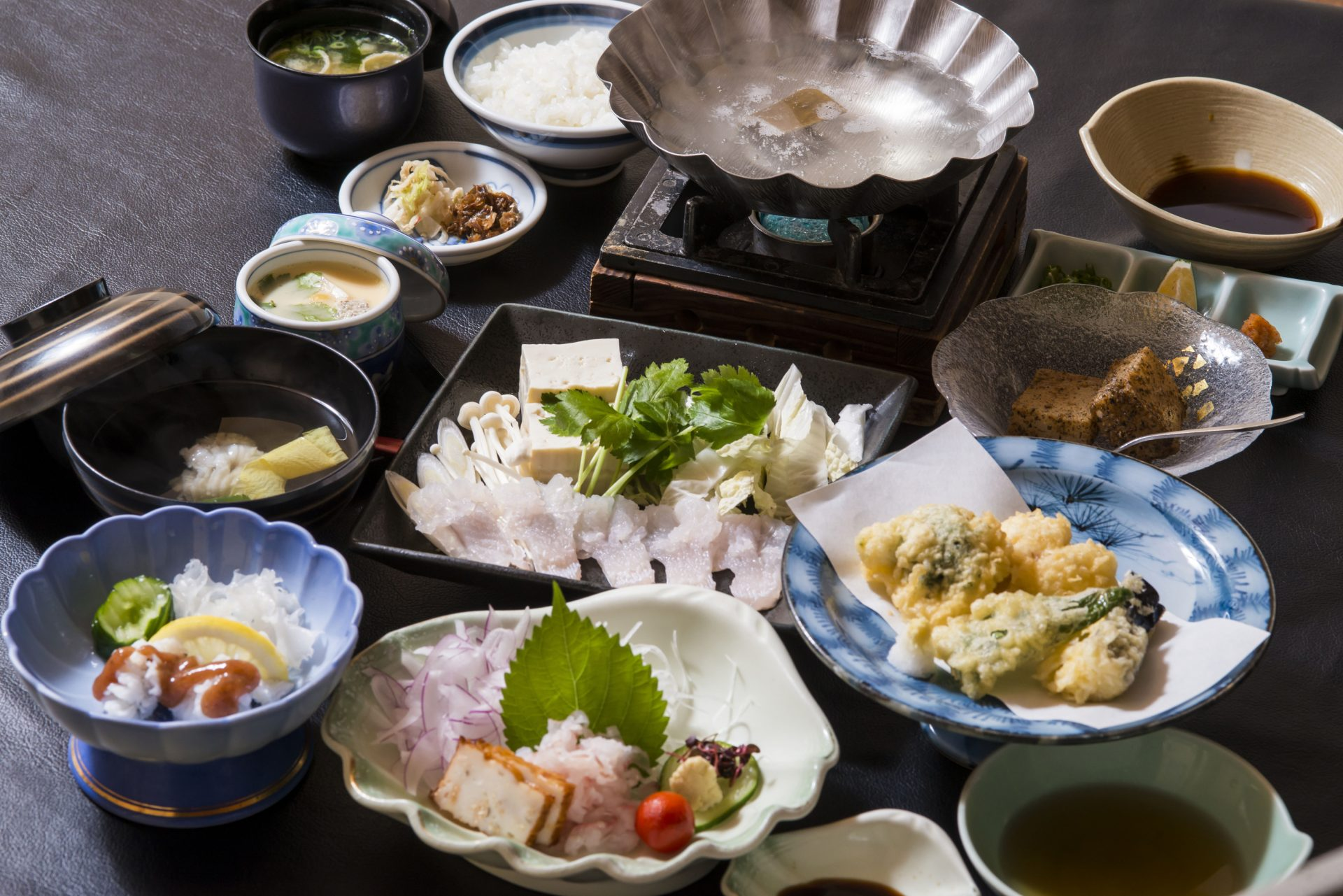 ハモ料理 大分 ご 当地 グルメ 名物 料理 B級 九州 旅行 観光 おすすめ