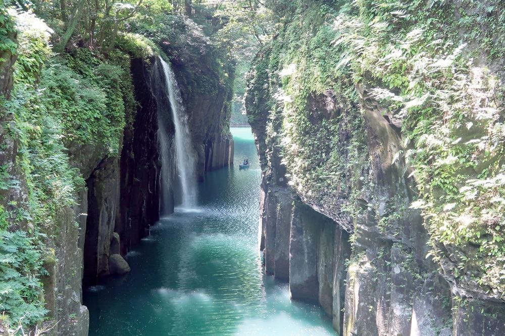高千穂峡 宮崎 九州 秘境 穴場 絶景 観光 旅行 おすすめ