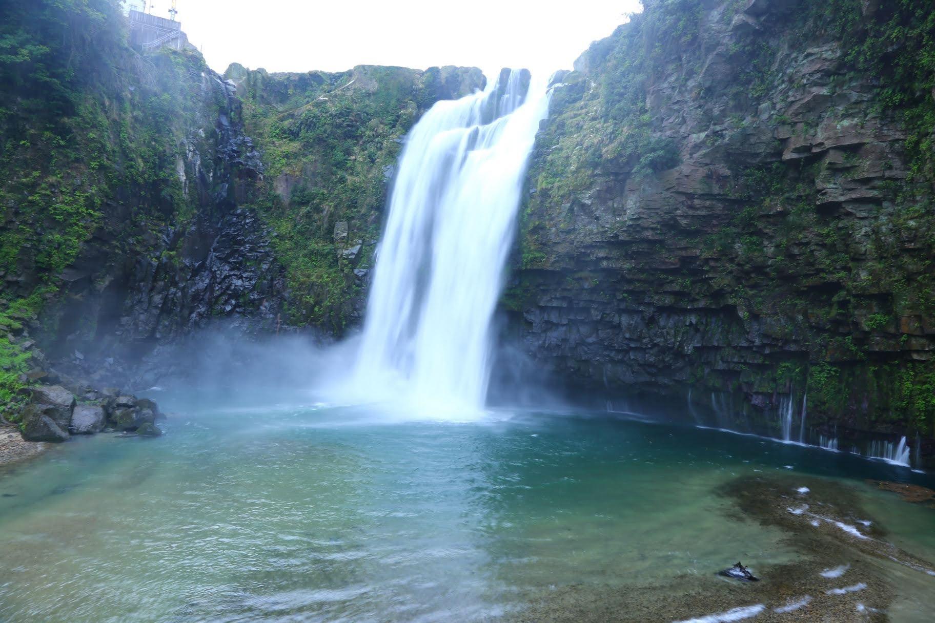 雄川の滝 南大隅町 鹿児島 絶景 景色 自然 九州 旅行 観光 おすすめ