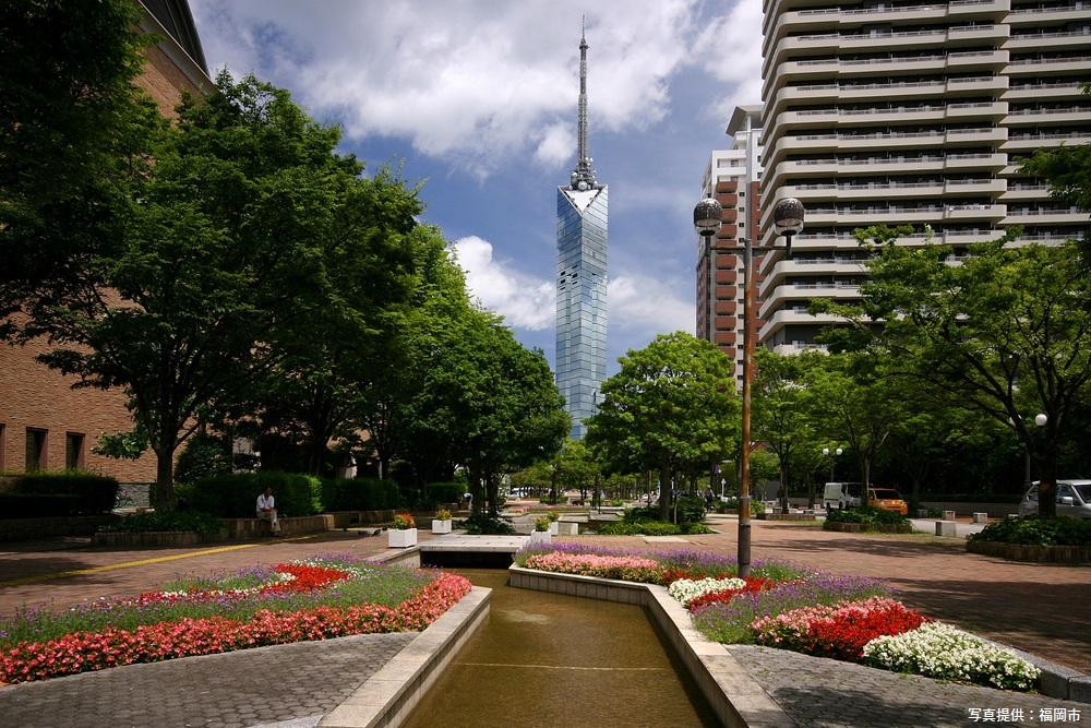 福岡タワー 福岡市 福岡 観光 名所 人気 スポット 九州 旅行 観光 おすすめ