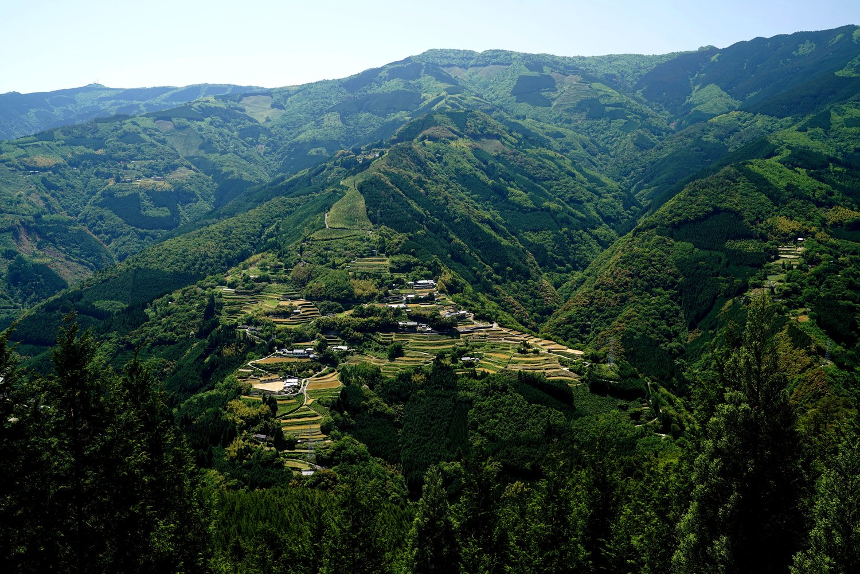 仙人の棚田 椎葉村 宮崎 絶景 スポット 九州 旅行 観光 自然 おすすめ