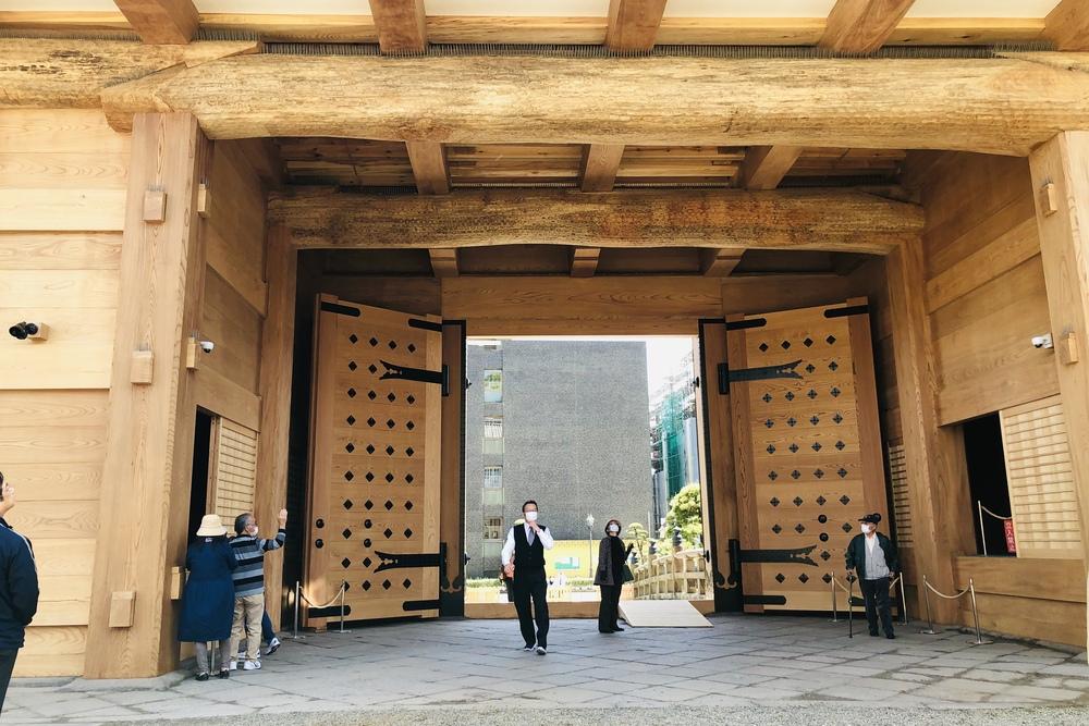 御楼門 鹿児島市 観光 九州 歴史