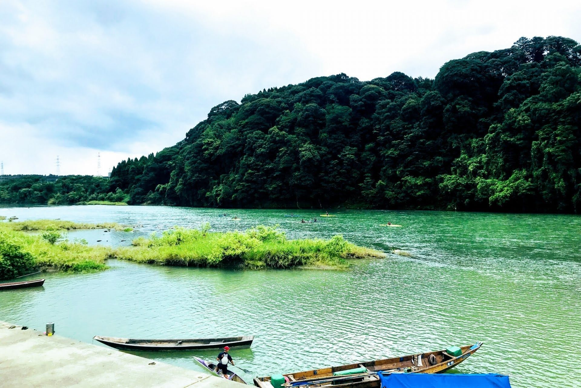 球磨川 人吉市 熊本 絶景 景色 自然 九州 旅行 観光 おすすめ