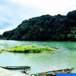 熊本県 人吉市 球磨川くだり 九州 観光 旅行