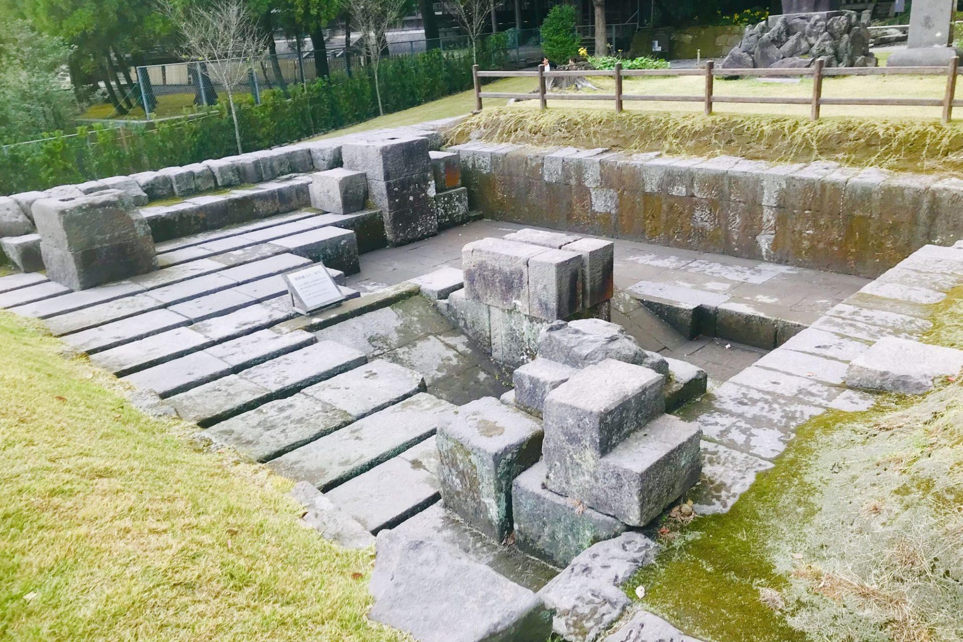 仙巌園 鹿児島市 島津 世界文化遺産 郷土料理