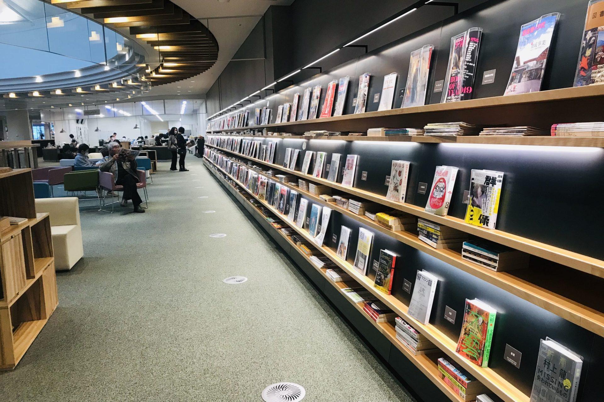 宮崎県 都城 市立 図書館