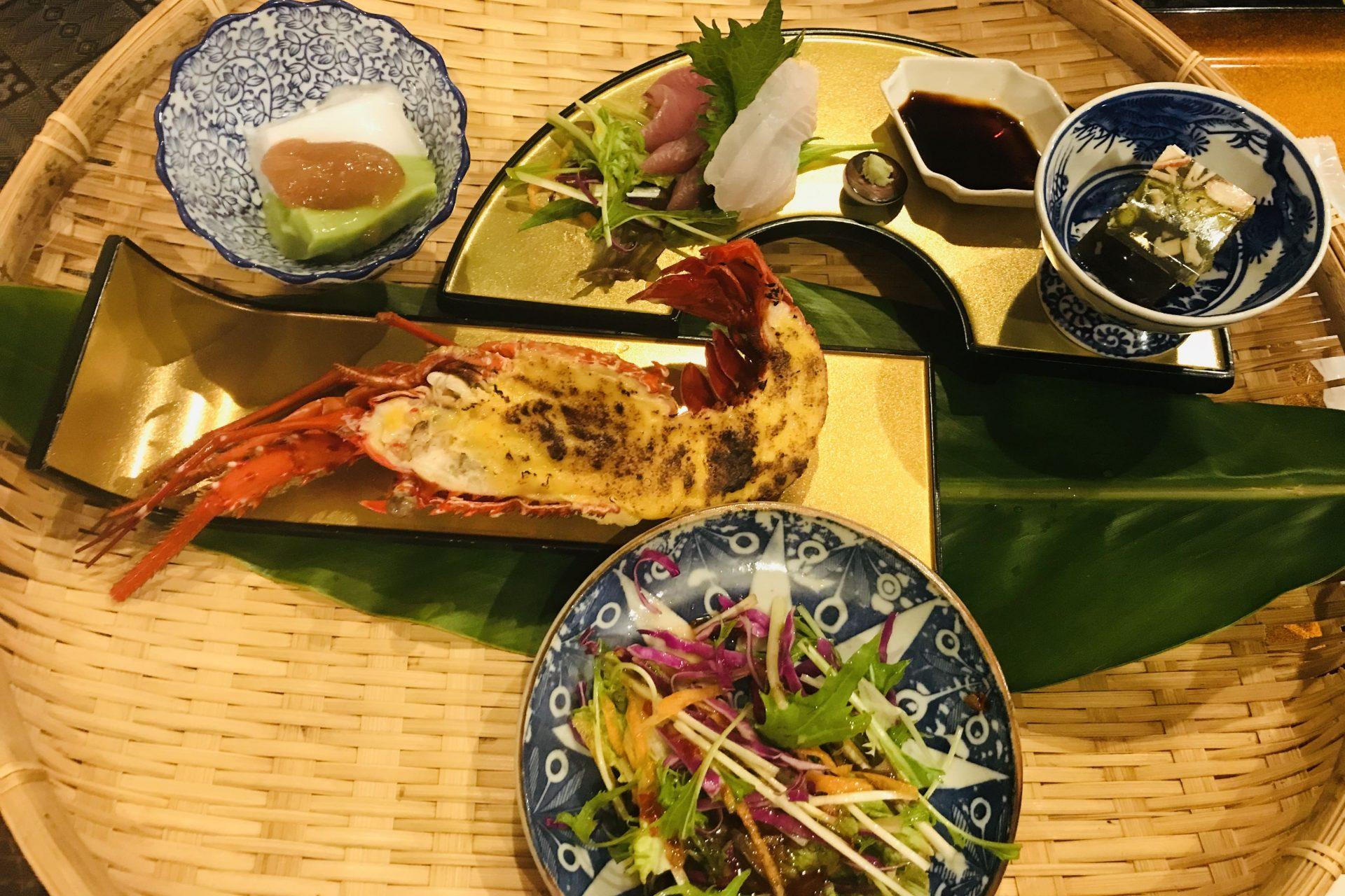 奄美料理 なつかしゃ家  奄美大島 繁華街 屋仁川通り 旅行